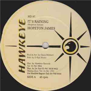 Hopeton James / Bunny General - It's Raining / Ready Fe Dance download
